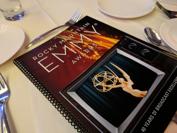 Beyond the Mirage wins an Emmy